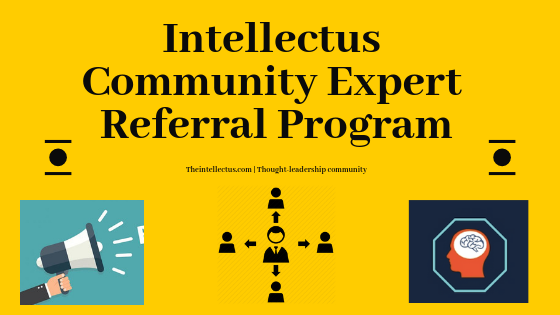 Intellectus Community Expert Referral Program